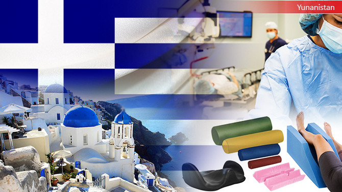 Yunanistanlı firma hastane malzemeleri talep ediyor