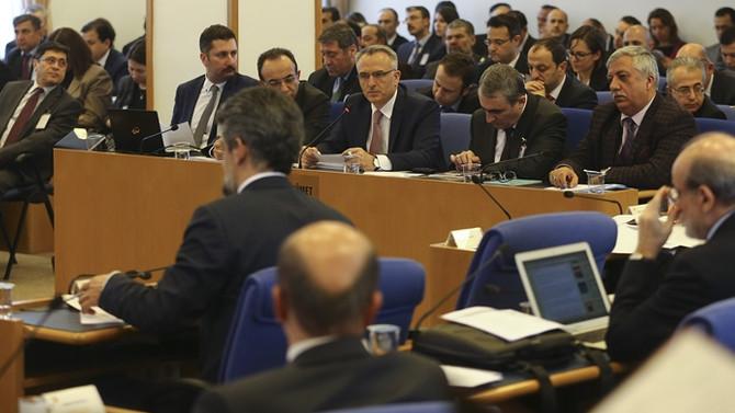 Torba tasarı Plan ve Bütçe Komisyonunda