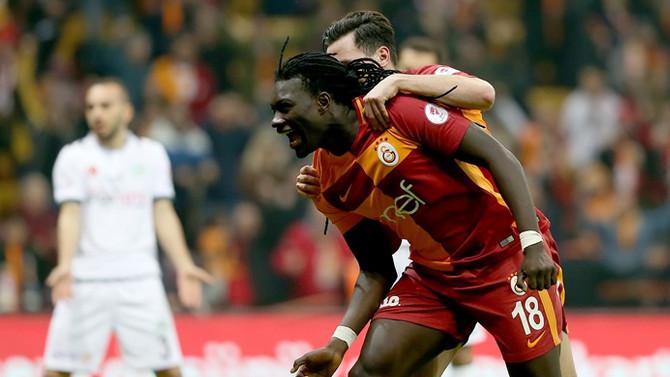 Galatasaray kupada yarı finalde