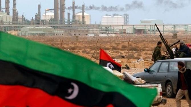 Libya'da camide patlama