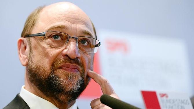 Schulz: Dışişleri bakanı olmayacağım