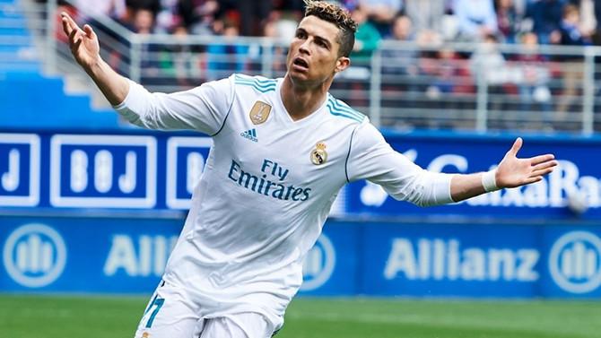 Real Madrid, Ronaldo ile güldü