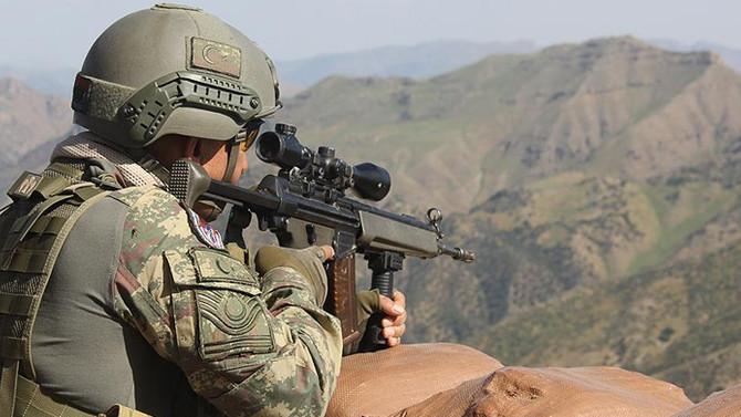 TSK'dan 'yaralı asker' açıklaması