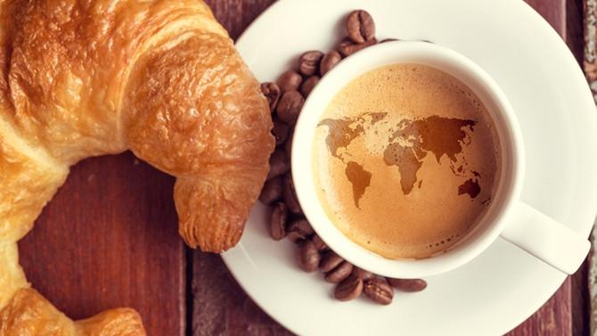 Dünya kahvaltı sofralarından…