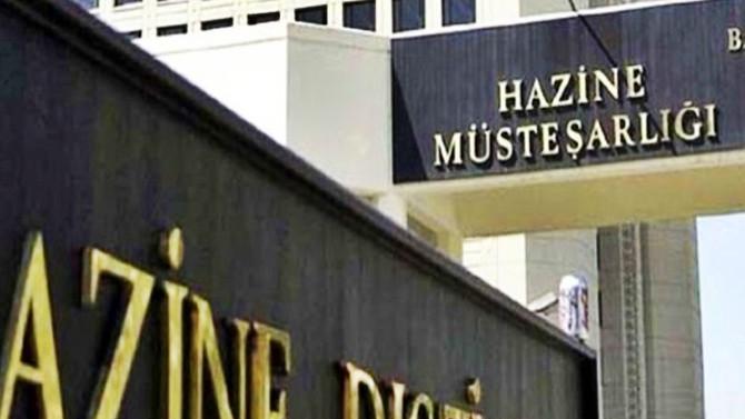 Hazine 2.65 milyar lira borçlandı