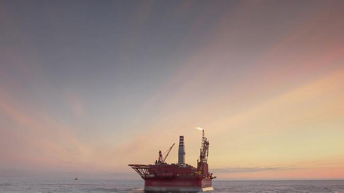 Türk enerji gemisi Afrika'da elektrik üretecek