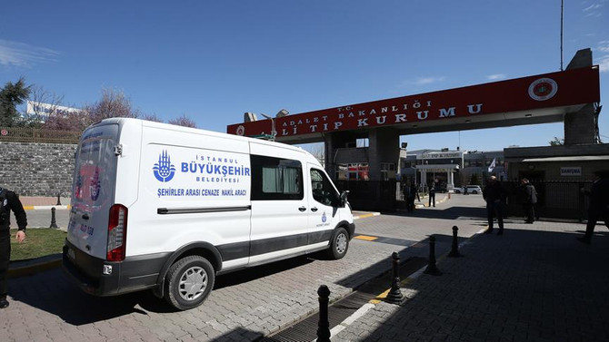 Jet kazasında ölen 10 kişinin cenazesi Türkiye'ye getirildi