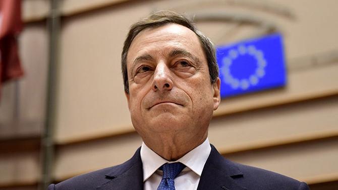 Draghi: Enflasyon için daha çok kanıt gerekiyor