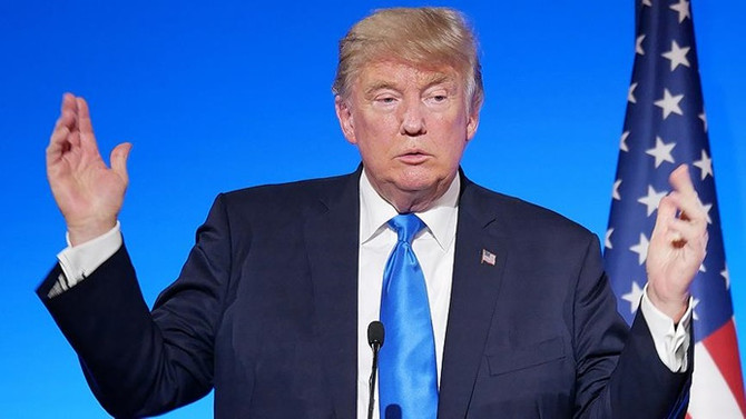 Trump, çelik ve alüminyuma ek gümrük vergisini onayladı