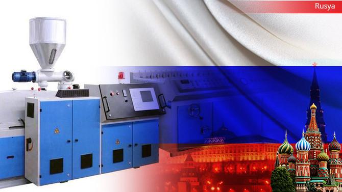 Rus firma plastik levha film makineleri satın alacak
