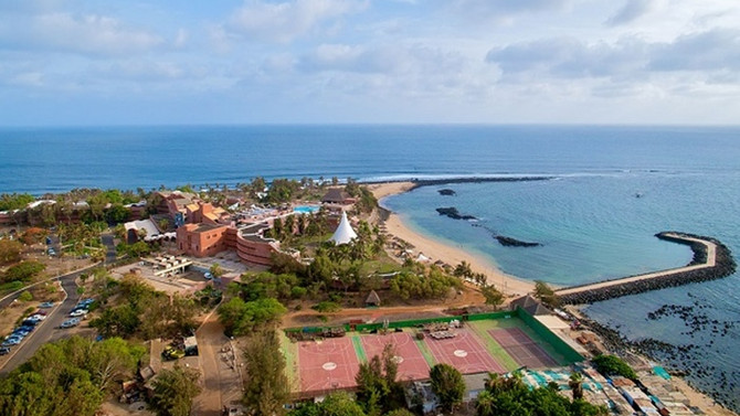 Senegal ile yarım milyar euroluk anlaşma