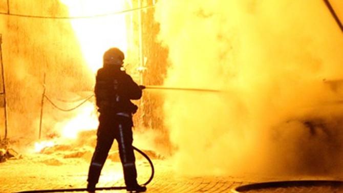 Azerbaycan'daki yangında 24 kişi hayatını kaybetti