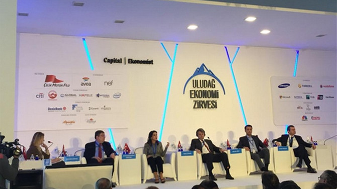 Uludağ Ekonomi Zirvesi, bu yıl 23-24 Mart'ta