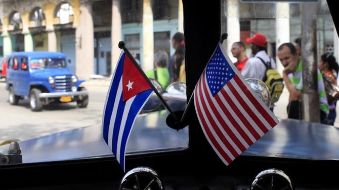 ABD, Küba'daki görevli sayısını en düşük seviyeye çekecek