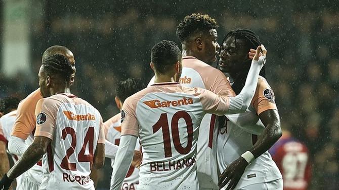 Galatasaray'dan Karabük'te 7 farklı galibiyet