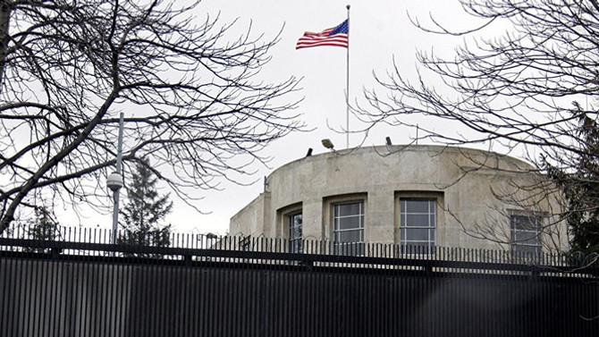 ABD'nin Ankara Büyükelçiliğinde güvenlik alarmı