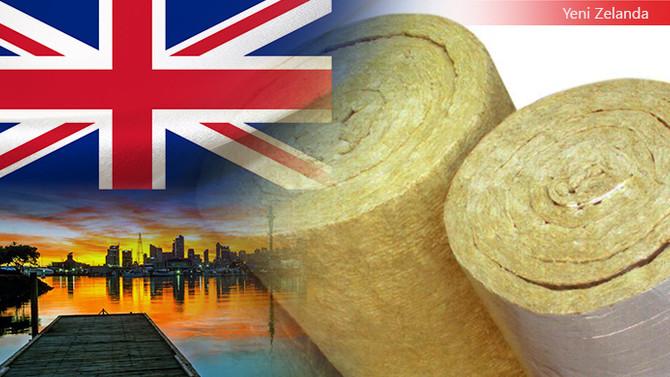 Yeni Zelandalı firma taşyünü izolasyon ithal edecek