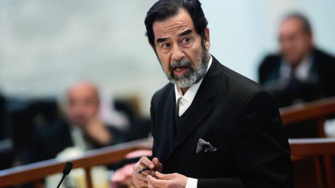 Saddam Hüseyin'in yakınlarının mallarına el konulacak