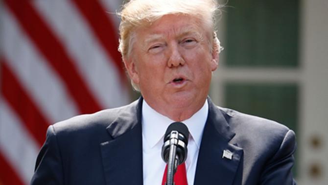 Trump'tan Kudüs açıklaması: Büyükelçiliğin açılışına katılabilirim
