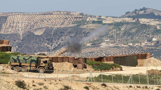 Afrin'de iki köy daha terörden arındırıldı