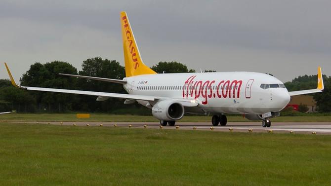 Pegasus, 501 milyon lira kâr açıkladı