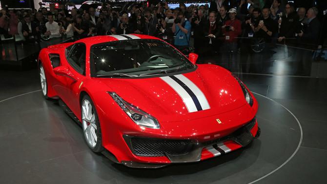Ferrari 488 Pista'ya 7 Türk sahip olabilecek!