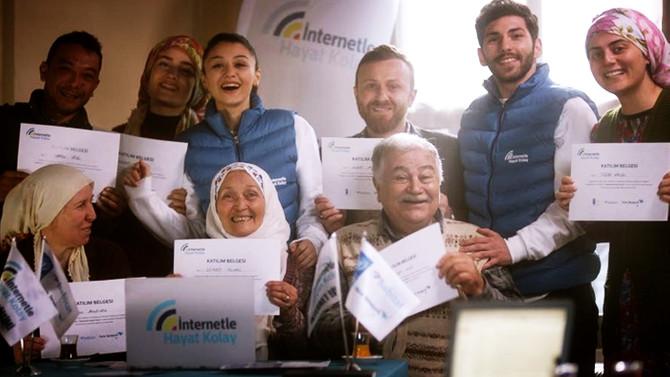 Türk Telekom'dan Kadınlar Gününe özel film