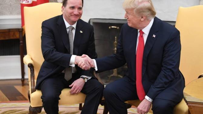 Trump: Çin, ABD'ye diğer ülkeler üzerinden de çelik satıyor