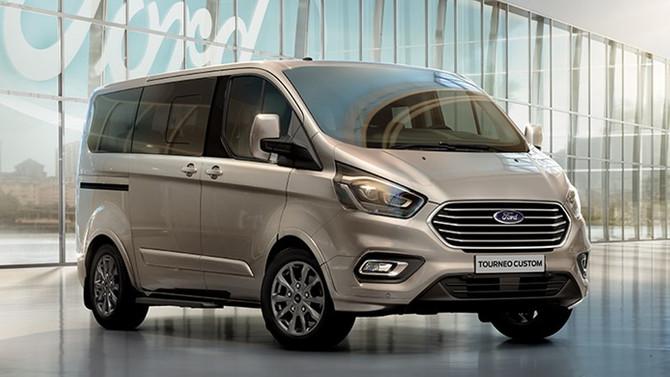 Ford Otosan ticari araçlarıyla Cenevre Fuarı'nda