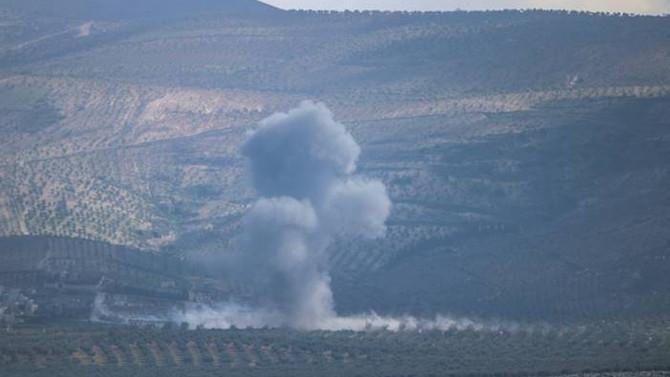Afrin'de bir köy daha terörden temizlendi