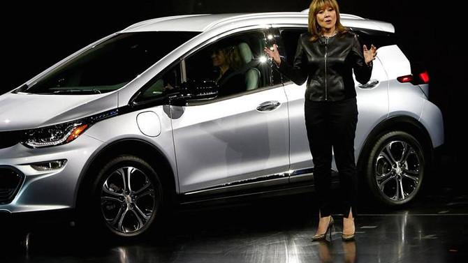 GM, elektrikli araçlarda Çin'i zirvede görüyor