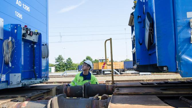 DSV Türkiye, demiryoluna her yıl 5 milyon dolar yatıracak