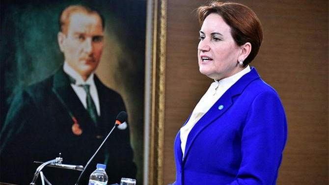 İYİ Parti Genel Başkanı Akşener'den ittifak açıklaması