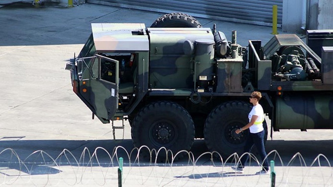 ABD'den Katar ve BAE'ye 467 milyon dolarlık silah satışı