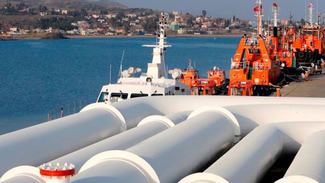 ABD'nin LNG ihracı Asya'ya yöneldi