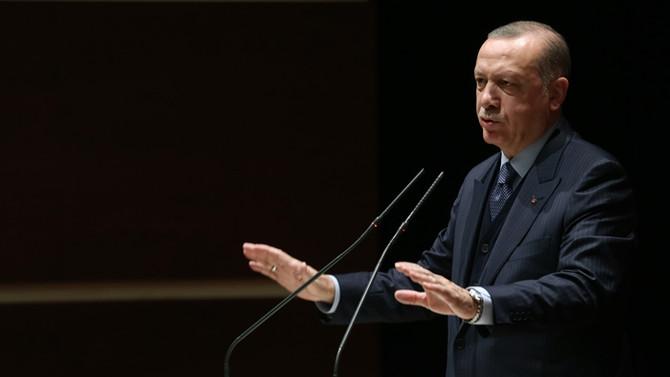 Erdoğan: Piyasalar kredi derecelendirme kuruluşlarına itibar etmiyor