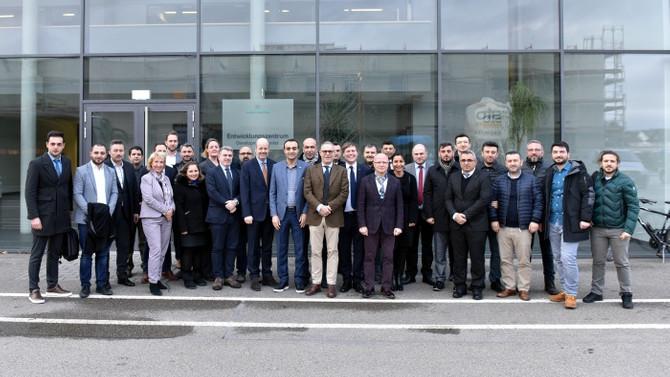 Bursalı 111 firma küresel alıcılarla buluştu
