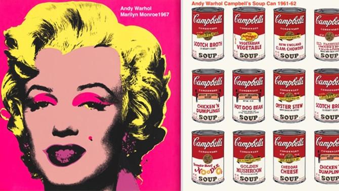Popüler kültürün babası Andy Warhol, orijinal yapıtlarıyla UNIQ Expo'da