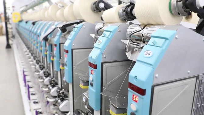 Atlas Denim, yıllık 50 milyon metrelik üretim hedefledi