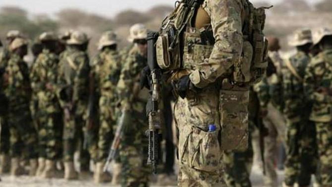 Nijerya ordu üniformasına  Türk imzası