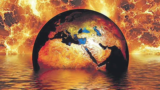 Zengin ülkeler küresel ısınmadan 'yırtacak'