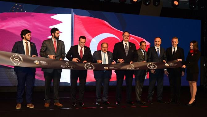 Sheraton Istanbul City Center açıldı