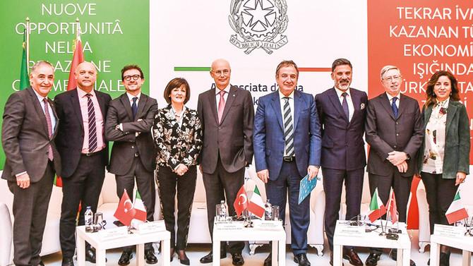 İtalyan Ticaret Odası Başkanı'ndan Türkiye çağrısı: Şimdi yatırım zamanı