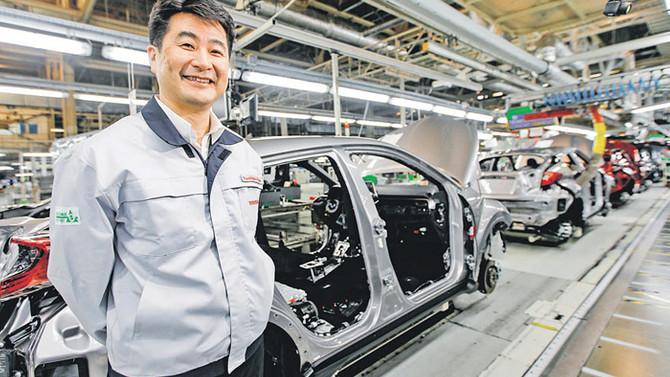 Japon Toyota, Türkiye'den 'akıllı sistem' ihraç edecek