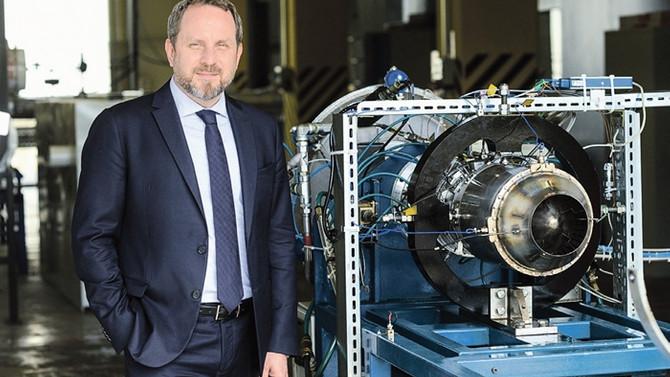 Türkiye'nin ilk yerli ve milli turbojet motoru hazır