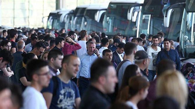 Turizmde 10 milyon kişilik 'büyük göç'