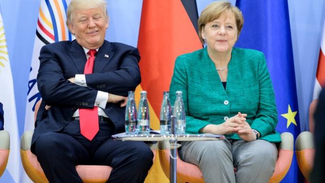 Olası ABD-AB savaşı en çok Almanya'yı vuracak