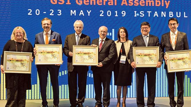 GS1'in küresel stratejisi bu yıl İstanbul'da belirlendi