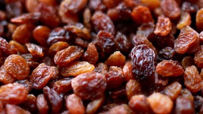 Kuru üzüm fiyatında yıllık artış %100'e yakın