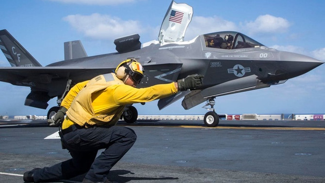 12 milyar dolarlık iş üstlendiğimiz F35 askıda
